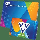 VVV Cadeaukaart kaart plus omslag