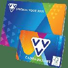 VVV Cadeaukaart met omslag FSC logo