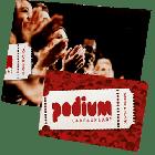 VVV Cadeaukaarten - Podium Cadeaukaart met omslag