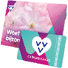 VVV Cadeaukaart Mantelzorg kaart plus omslag