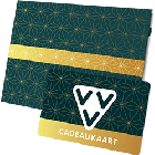 VVV Cadeaukaart zonder Fijn Feestdagen met omlag
