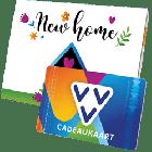 VVV Cadeaukaart new home