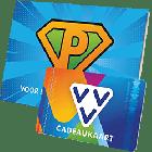 VVV Cadeaukaart met voor de allerliefste Papa omslag