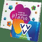 VVV Cadeaukaart met voor de allerliefste Mama omslag