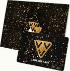 VVV Cadeaukaart Goud Glitter