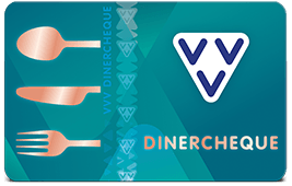 VVV Dinercheque Cadeaudoosje