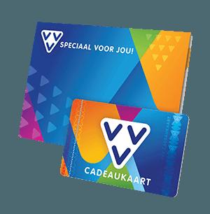 VVV Cadeaukaarten - Producten - Koop de VVV Cadeaukaart, dé winkel cadeaukaart