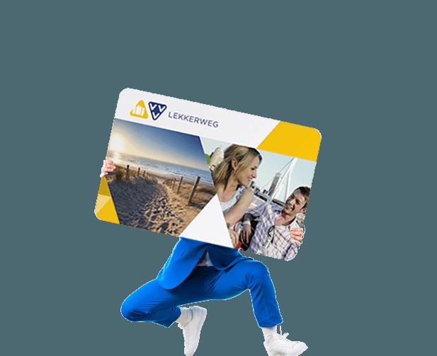 VVV Cadeaukaarten - Zakelijk - Kopen - VVV Lekkerweg zakelijk kopen