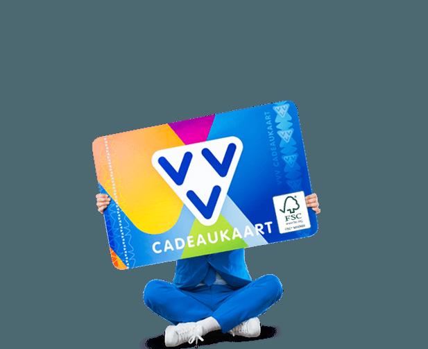 VVV Cadeaukaarten - Cadeaubonnen - Koop de VVV Cadeaukaart zakelijk