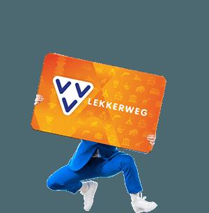 VVV Cadeaukaarten - Cadeaubonnen - VVV Lekkerweg zakelijk kopen