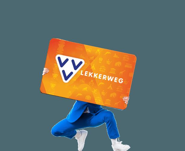 VVV Cadeaukaarten - Zakelijk - Koop de VVV Lekkerweg zakelijk