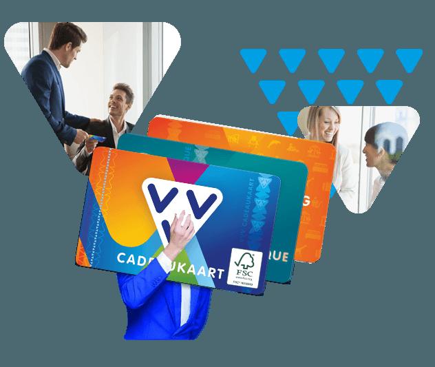 VVV Cadeaukaarten - Zakelijk - Cadeaukaarten kopen