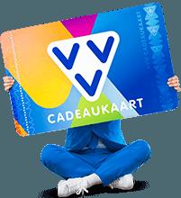 VVV cadeaukaarten - VVV Cadeaukaart