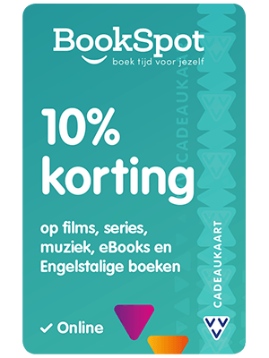 VVV Cadeaukaarten - Acties - Verrassend Veel Voordeel - BookSpot