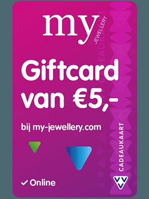VVV Cadeaukaarten - Acties - Verrassend Veel Voordeel - My Jewellery
