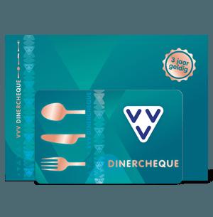 VVV Cadeaukaarten - Relatiegeschenk - Koop de VVV Dinercheque als relatiegeschenk