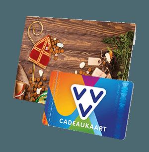 VVV Cadeaukaarten - Cadeaumomenten- Koop de VVV Cadeaukaart als sinterklaascadeau met cadeauverpakking