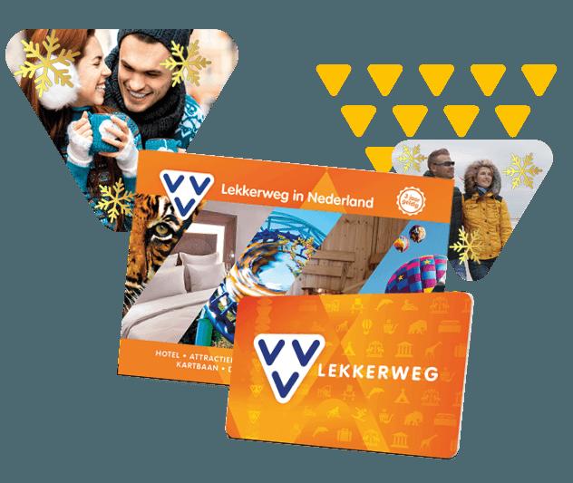 Vernieuwde VVV Lekkerweg kopen of VVV Lekkerweg besteden?