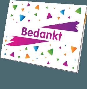 VVV Cadeaukaarten - Cadeaumomenten - Moederdag bedankt cadeauverpakking