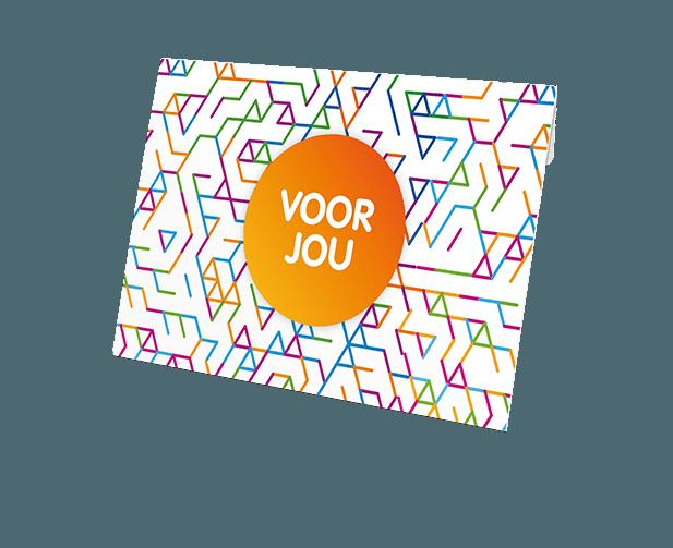 Maak het geven van een cadeaukaart van VVV nu nóg leuker en specialer met een voor jou cadeauverpakkingen