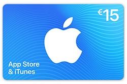 VVV Cadeaukaarten - besteden - Top 10 webshops - iTunes