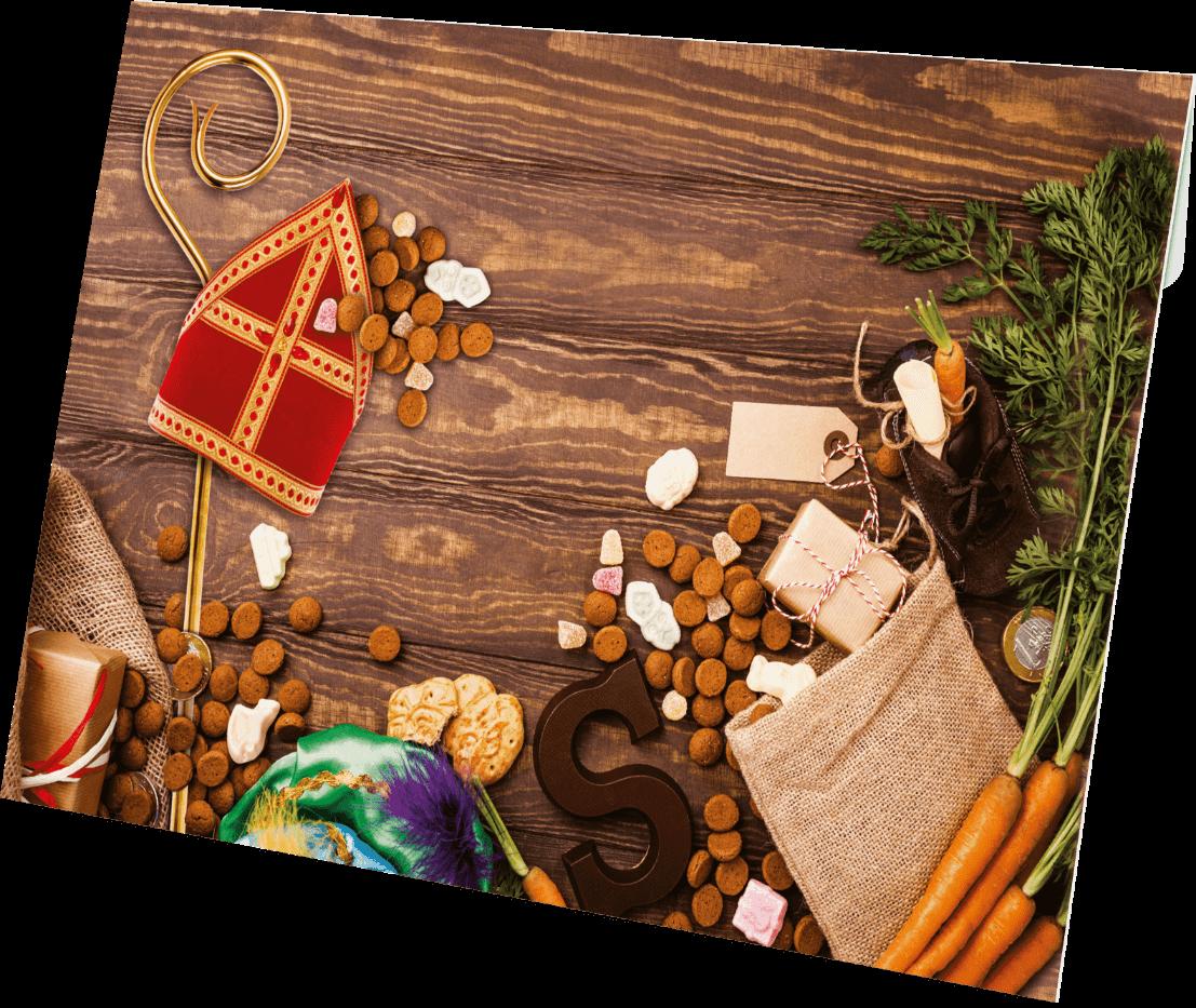 Sinterklaas envelop