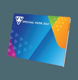 VVV Cadeaukaart omslag