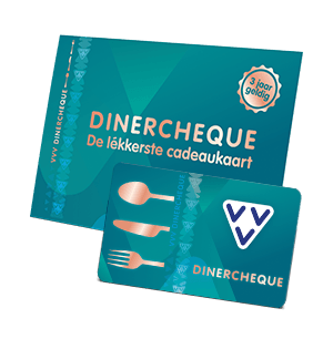 Beeldbank VVV Dinercheque
