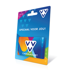 VVV Cadeaukaart backcard schuin