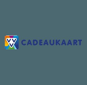 VVV Cadeaukaart logo horizontaal