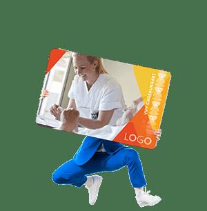 Zakelijk de VVV Cadeaukaart met maatwerk kopen