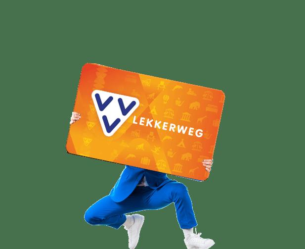 Zakelijk de VVV Lekkerweg kopen