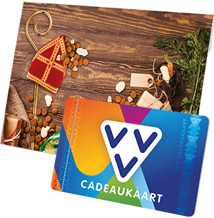 Sinterklaascadeau met GRATIS Sinterklaas cadeaumapje
