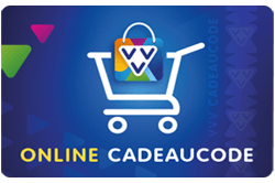 Wissel je VVV Cadeaukaart om voor een VVV Online Cadeaucode, hét last minute cadeau