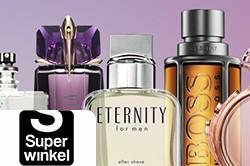 Besteed je VVV Cadeaukaart online aan een Top 10 webshops zoals Superwinkel