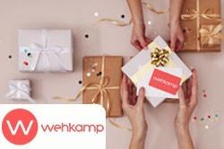Besteed je VVV Cadeaukaart online aan een Top 10 webshops zoals Wehkamp