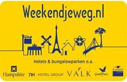 Besteed je VVV Lekkerweg aan een nachtje weg bij Weekendjeweg.nl