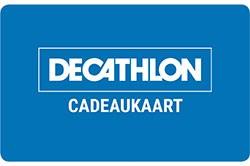 Wissel je VVV Cadeaukaart om voor een Decathlon cadeaukaart, koop je sportartikelen en sportkleding naar keuze