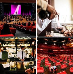 Geef een complete avond uit met de Podium Cadeaukaart & VVV Dinercheque in één box.
