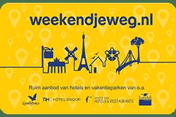 Wissel je VVV Cadeaukaart om voor een weekendjeweg.nl Cadeau Card, geef een vakantie herinnering cadeau
