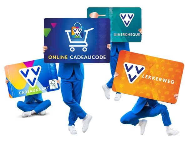 Zakelijke voordelen van de VVV Cadeaukaarten