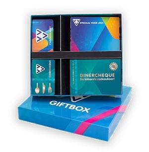 VVV Giftbox is dé cadeaukaartenservice van VVV