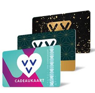 De limited editions van de VVV Cadeaukaart