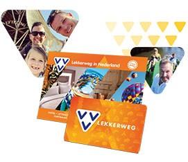 De VVV Lekkerweg, de belevenis cadeaukaart