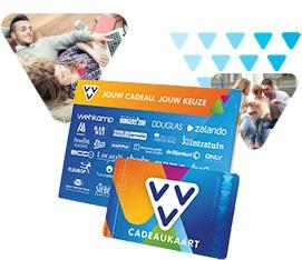 VVV Cadeaukaart, van winkel tot web