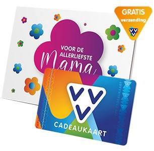 Koop de VVV Cadeaukaart als Secretaressedag cadeau