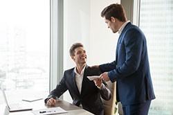 Heeft je collega of vriend(in) een nieuwe baan gevonden?