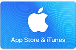 Wissel je VVV Cadeaukaart om voor een App Store & iTunes-cadeaubon, een cadeau vol cadeautjes.