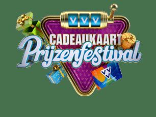 VVV Cadeaukaart Prijzenfestival